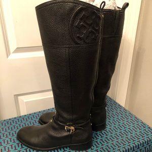 Tory Burch Marlene Tall riding boot